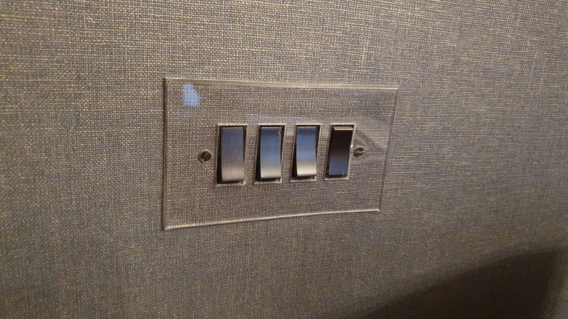 Forbes & Lomax Hidden Light Switch